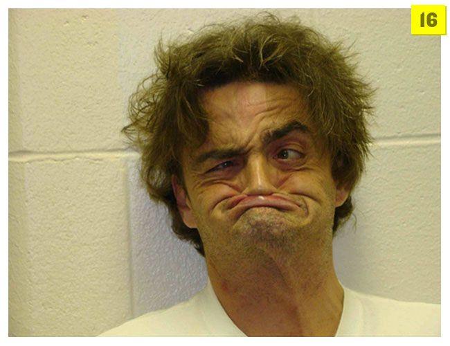Bitter Beer Face Mugshotsold Ugly Funny Funny Mugshots