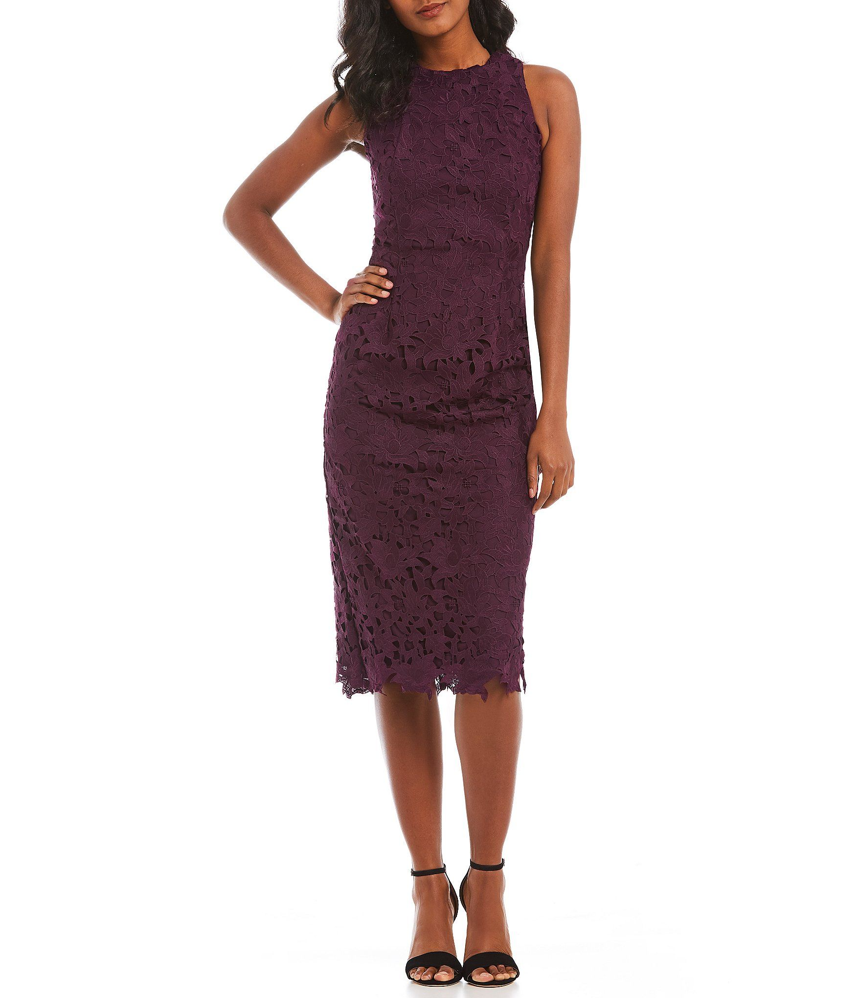 af080c3ecab Shop for Antonio Melani Peggy Lace Dress at Dillards.com. Visit Dillards.com