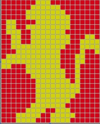 Griffindor Lion Crafty Pinterest Lions Chart And Harry Potter