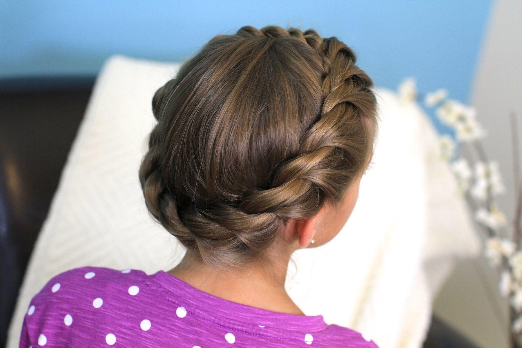 Crown twist hair pinterest rope twist twist braids and hairstyles