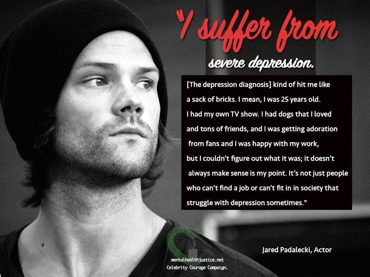 Jared padalecki quotes - Jared Akf