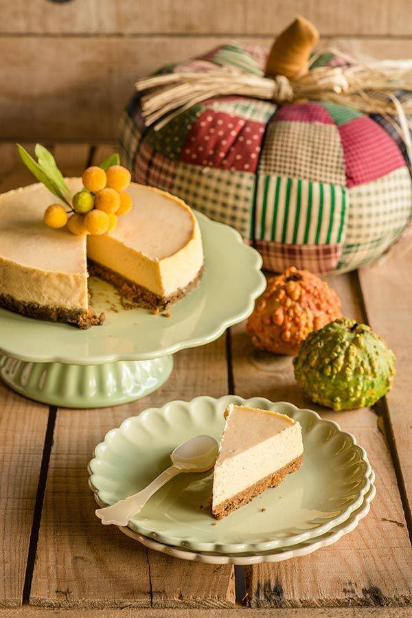 ^^ tarta de queso calabaza :)
