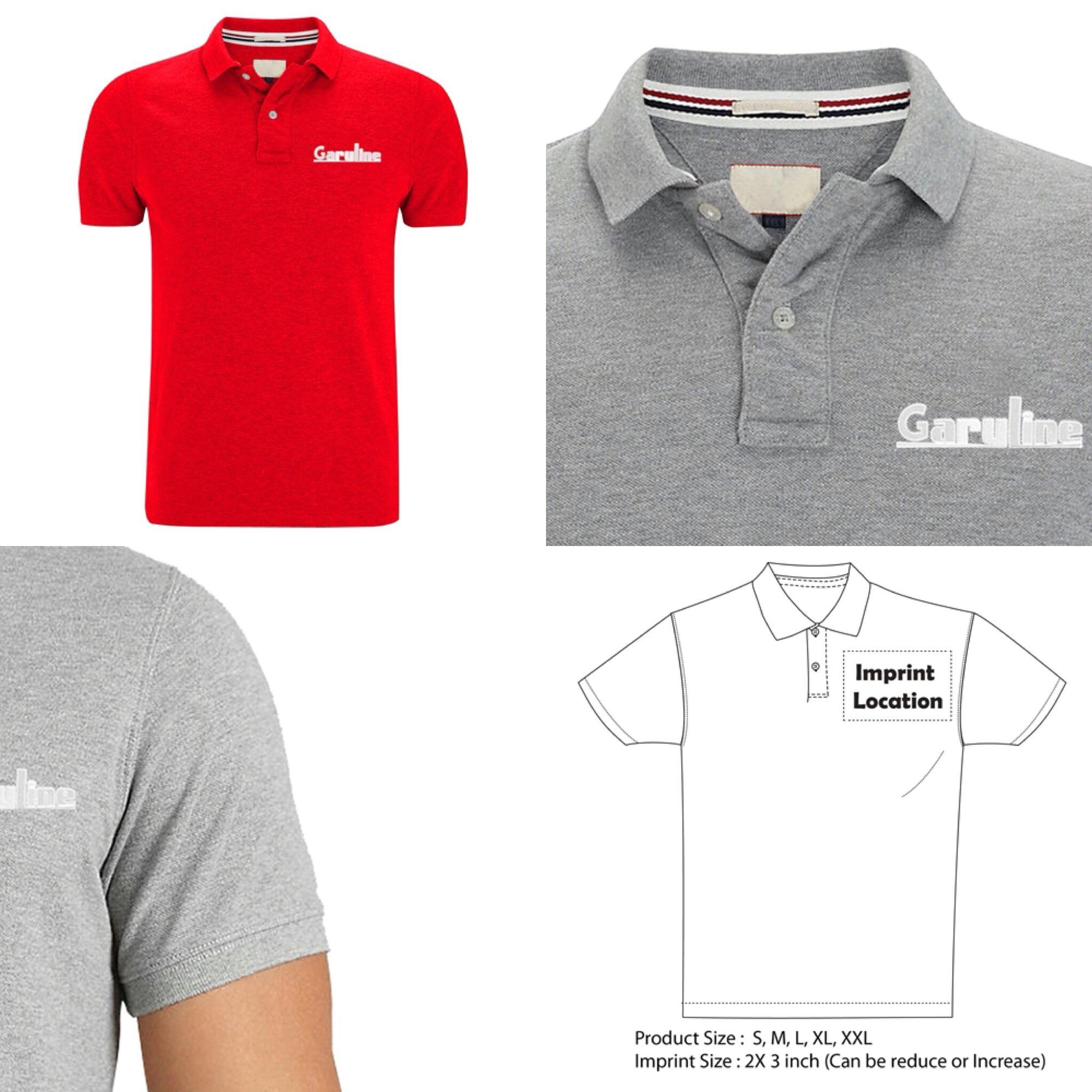 هدية اعلانية تساعدك في اعلان اسم شركتك على اكبر عدد من الجمهور تيشرت قطن بولو طباعة الشعار مجانا Mens Tops Men S Polo Shirt Polo Shirt