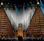 Singing Christmas Tree Orlando.The Singing Christmas Trees At First Baptist Church Of