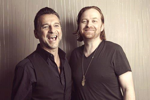Dave Gahan and Rich Machin (Soulsavers) 2012