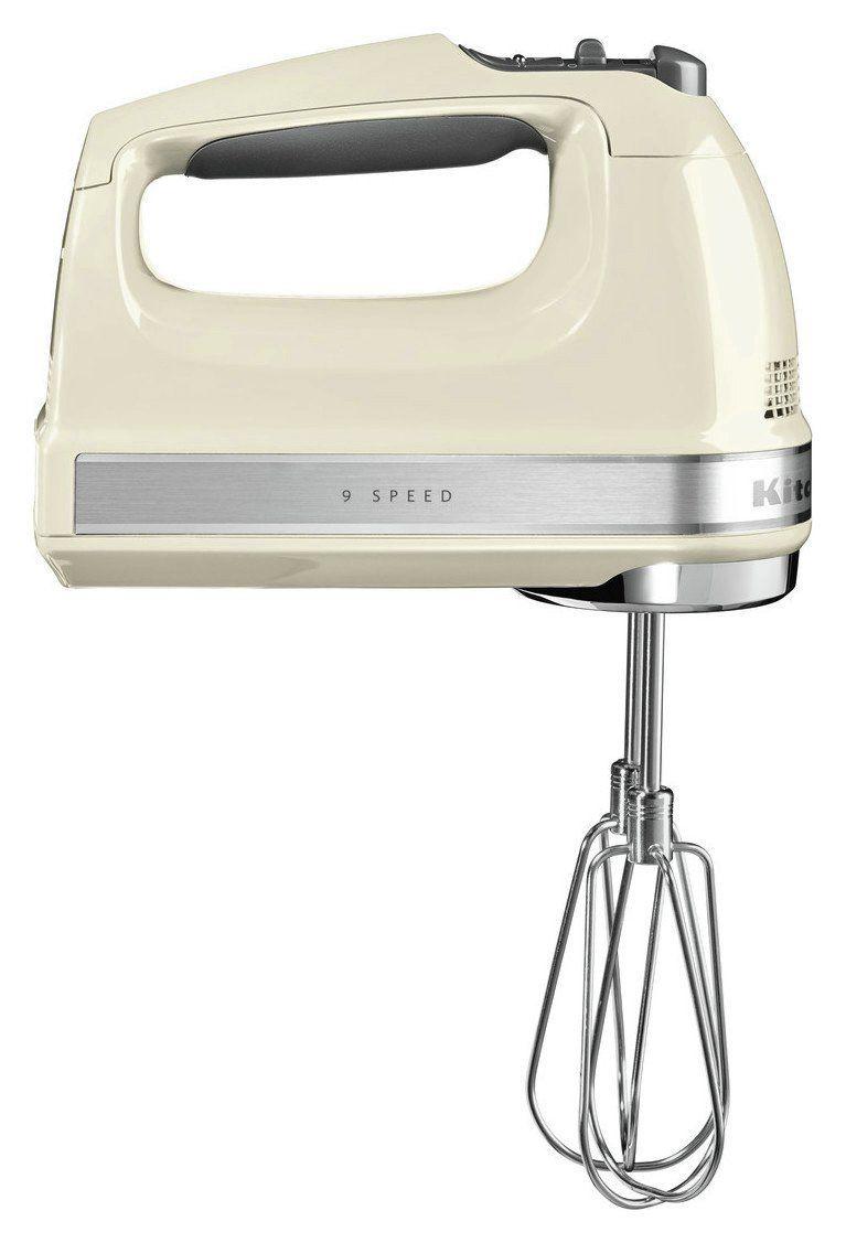 Buy kitchenaid 5khm9212bac electric hand mixer almond