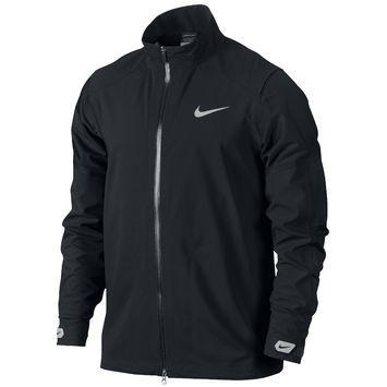 Nike Storm FIT Hyperadapt Full Zip Jacket Black | Mens