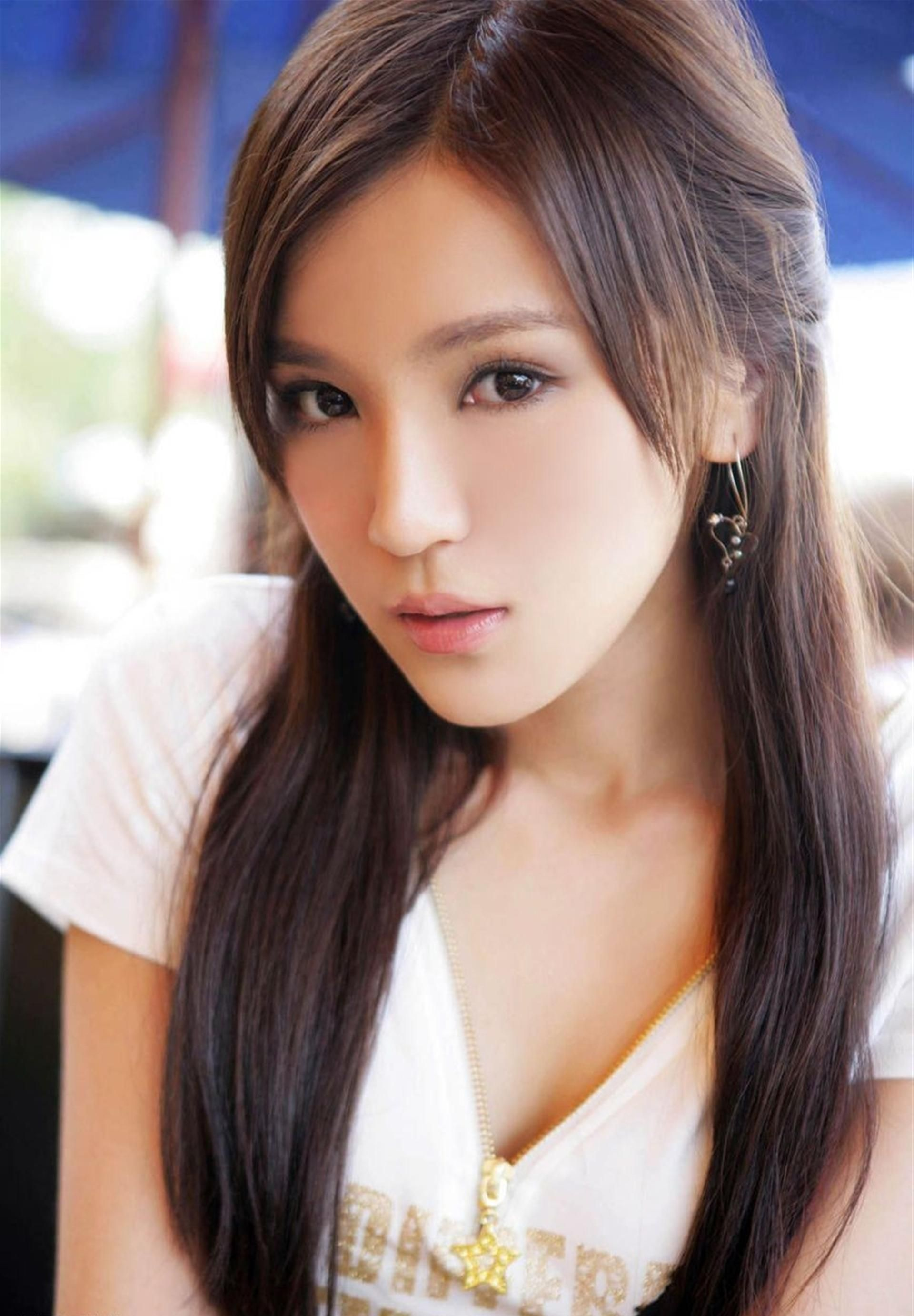 Chinese girl hair style-9702