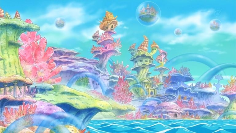 Pin By 甜甜 On 很遠的地方玩 One Piece One Piece Pictures Fantasy Landscape
