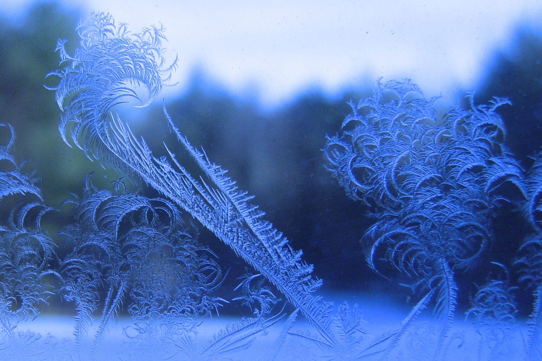 Открытки добрым, картинки с морозом и зимой