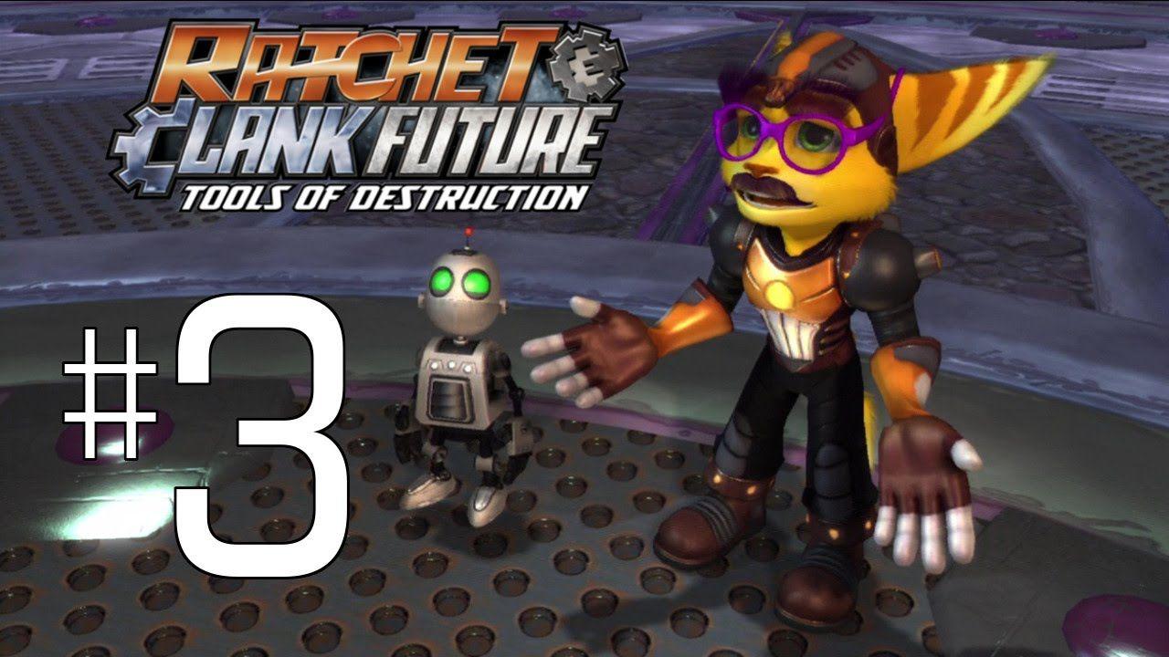 Ratchet Clank Future Tools Of Destruction Part 3 Planet