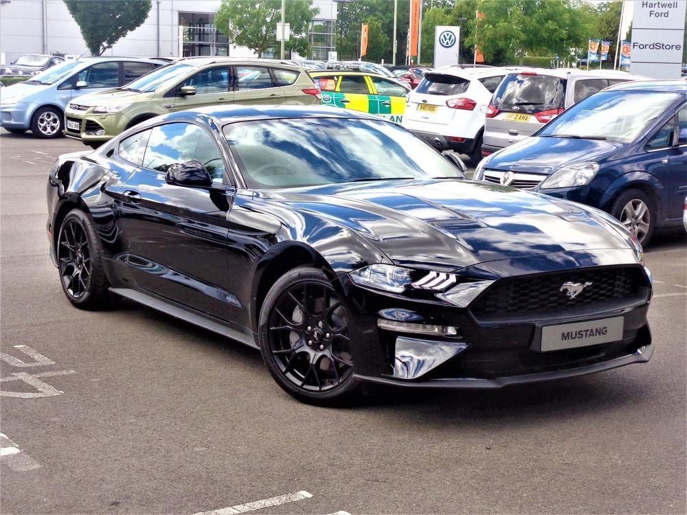 Ebay 2018 Ford Mustang Ecoboost 2 3 290ps Manual New Model