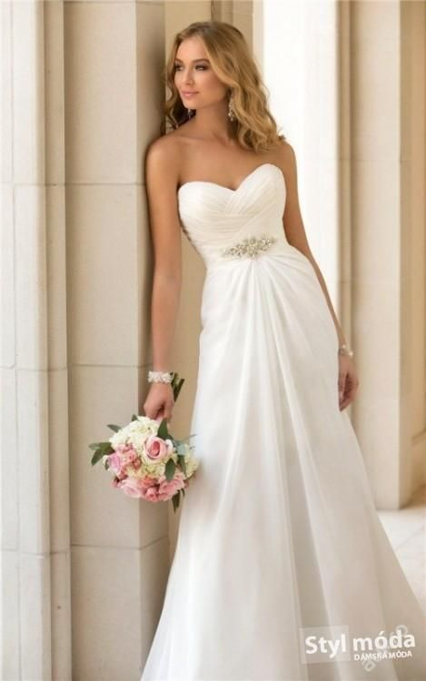 New Styles Svatební šaty NW3519 XS-XXL- NA MÍRU | svatba | Pinterest