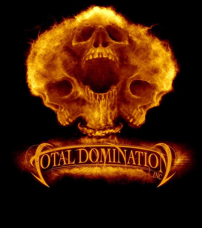 Total domination grim reaper wall clock