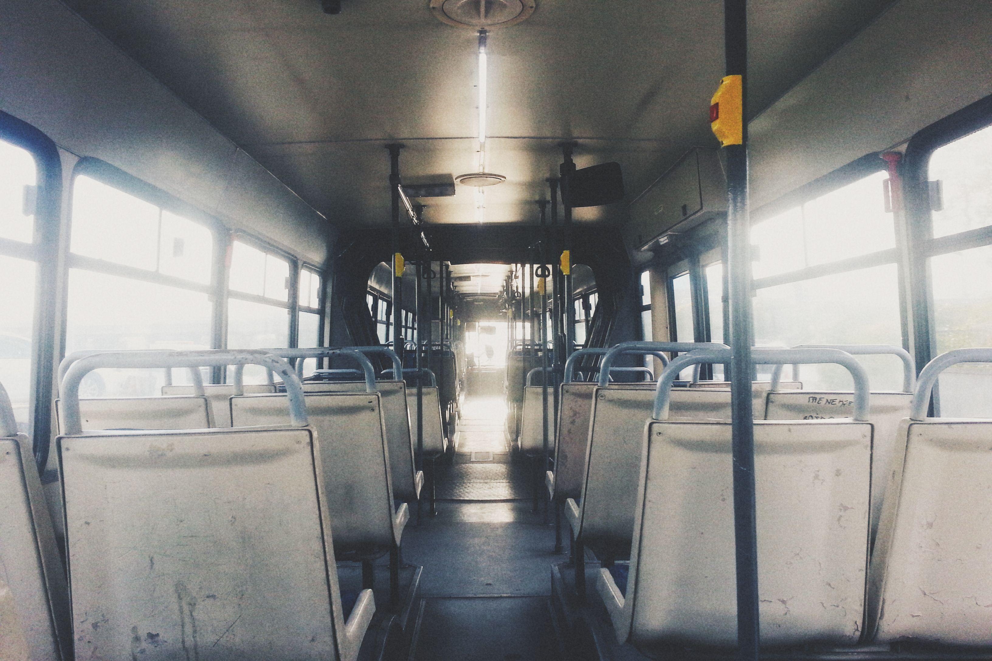 oldest Bus in izmir