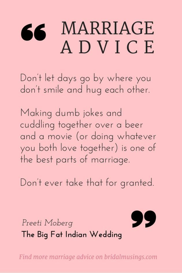 My Number One Piece of Marriage Advice | Marriage advice, Editor ...