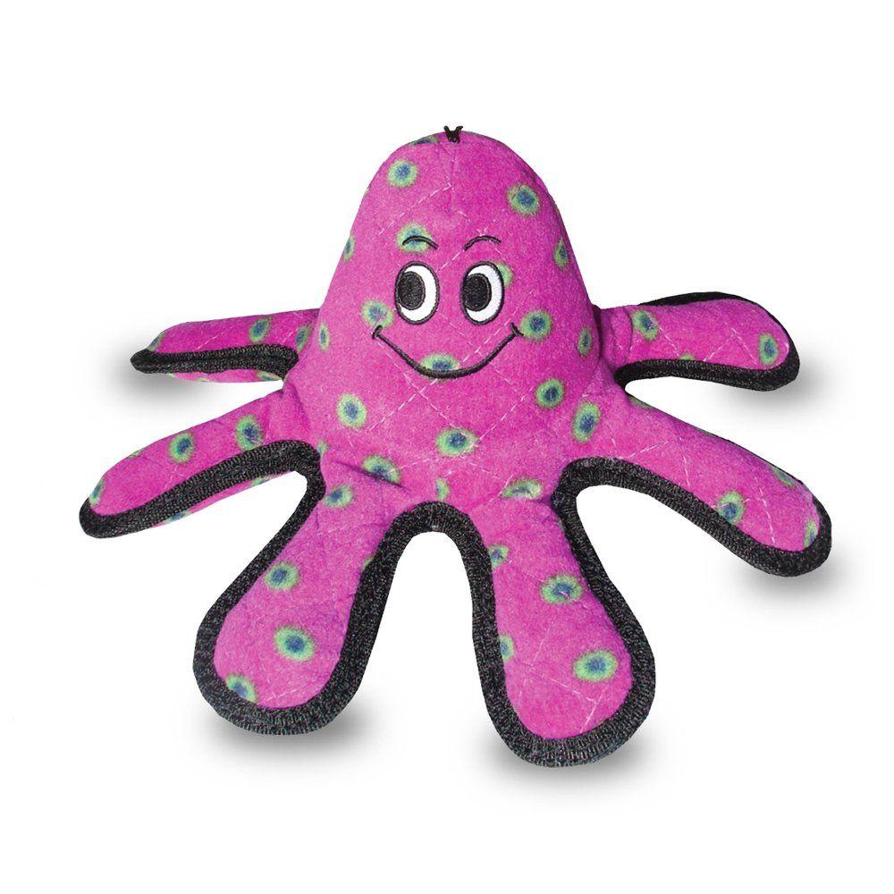 Tuffy Octopus Dog Toy Tuffys Dogtoy Dogs Pets Octopus Tuffy