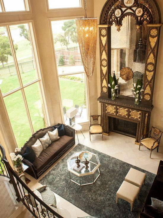18 Unique Moroccan Living Room Designs