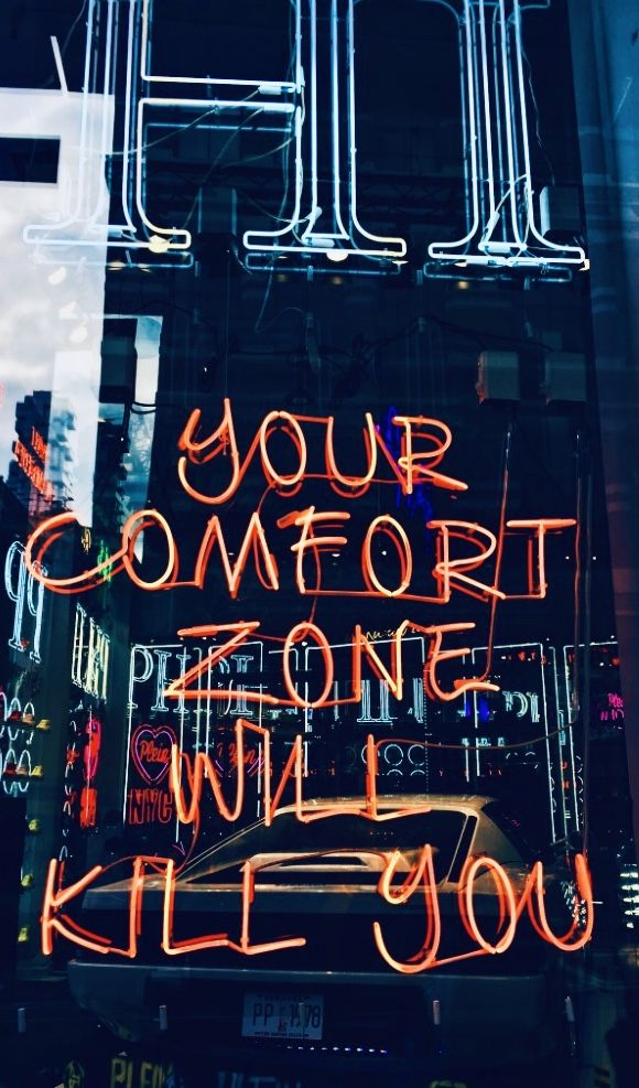 Pin By Desi Socas On Quotes Neon Quotes Neon Words Wallpaper Quotes