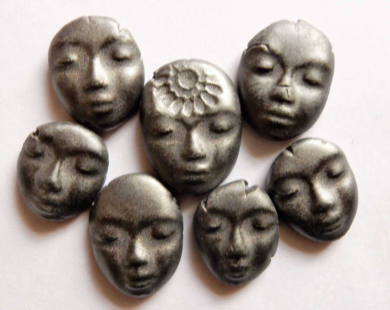 black ceramic artists etsy