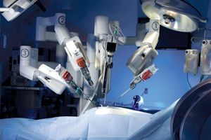 The Fda Faulted Intuitive Surgical The Manufacturer Of The Robotic Surgical System Of Neglecting To Repo Robotic Surgery Medical Robots Healthcare Technology
