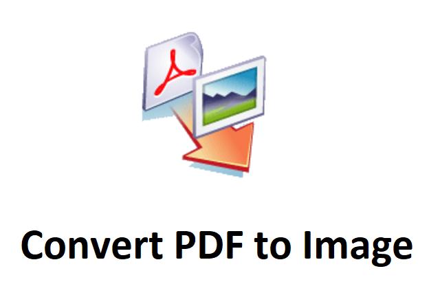 تنزبل برنامج كونفرت بي دي إف تو إيميج لتحويل ملفات البي دي إف إلى صور بصيغ عالية الجودة Image Converter Letters