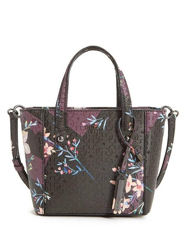 Kamryn Floral Tote at Guess   Wants   Pinterest   Floral, Floral ... de9c32d2c3