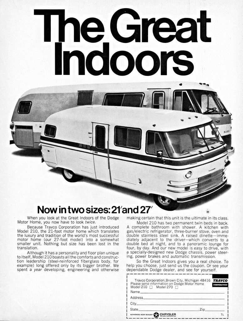 Dodge Travco 210 Yahoo Image Search Results Dodge Toyota Dolphin Motorhome