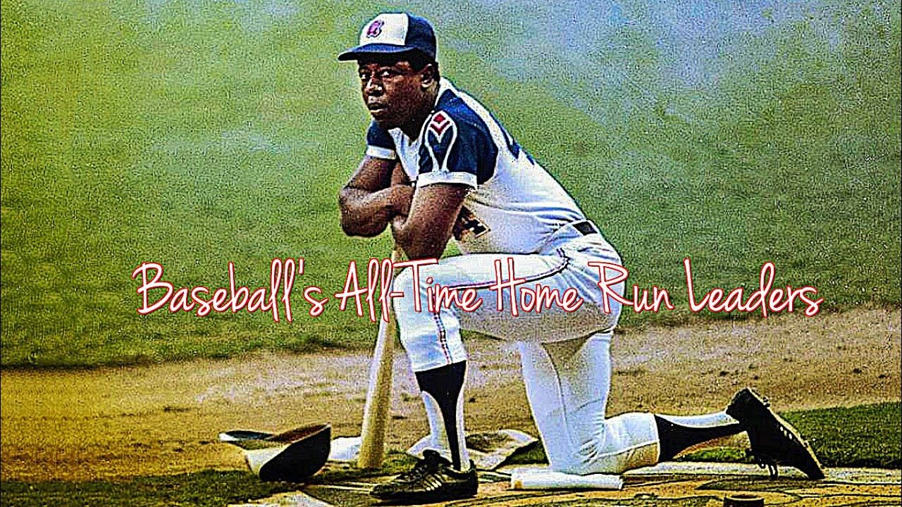 Baseball S Mlb All Time Top Ten 10 Home Run Leaders In 2020 Homerun Baseball Mlb
