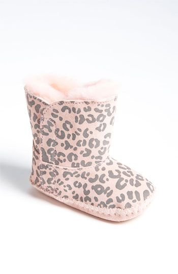 24f35eeab45 UGG® Australia 'Cassie' Leopard Print Boot (Baby & Walker) available ...
