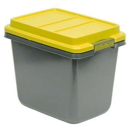 Hefty Hi Rise PRO 32qt Plastic Storage Container Target storage