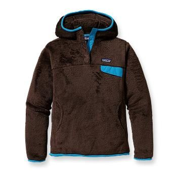 Patagonia Women's Re-Tool Hoody  either red, green, brown, or white