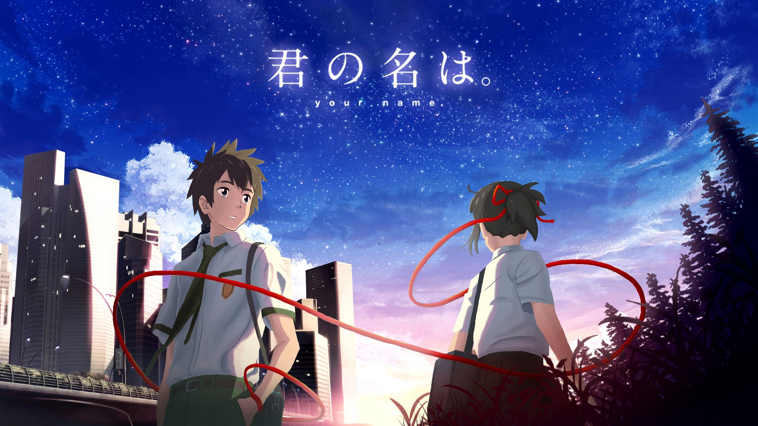 Wallpaper 4k Kimi No Na Wa Trick 4k Best Of Wallpapers For Andriod And Ios Cet objet est incompatible avec wallpaper engine. wallpaper 4k kimi no na wa trick 4k
