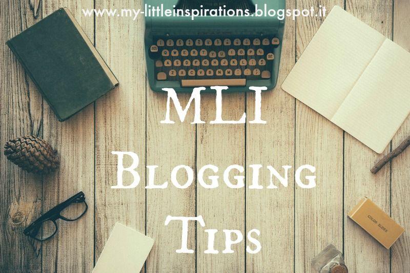 My Little Inspirations: MLI Blogging Tips #1 *Follower: chi è, come attirarlo, come mantenerlo - Part 1