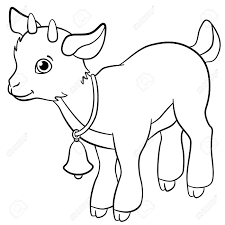 Image Result For Baby Goat Coloring Pages Farm Animal Coloring