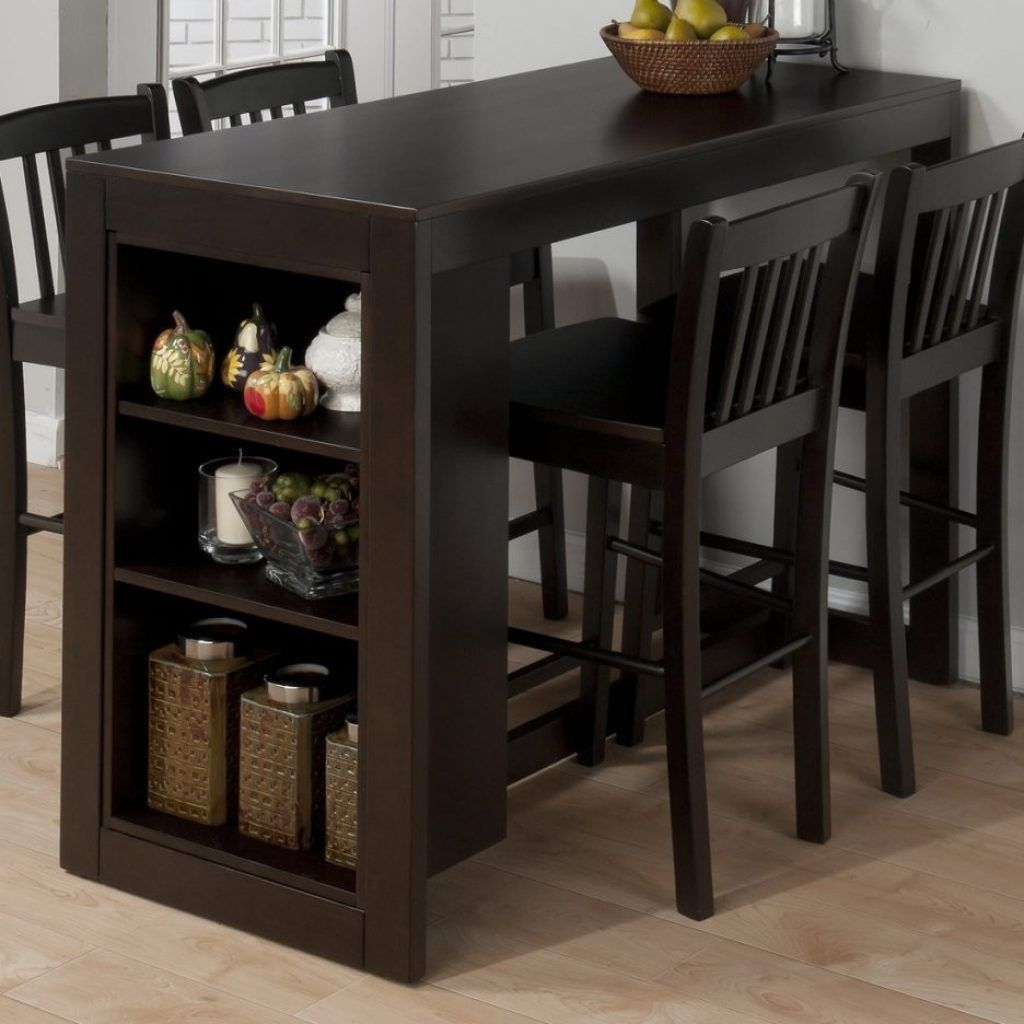 High Top Kitchen Table With Storagehigh Top Kitchen Table With Storage Ever End Up Within T Small Kitchen Tables Top Kitchen Table Kitchen Table With Storage