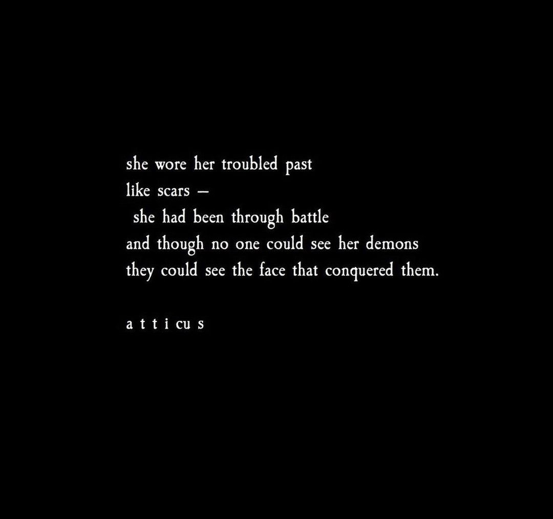 Atticus Poetry On Twitter Atticus Quotes Conquer Quotes Writing Quotes