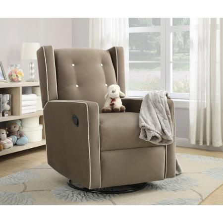 Baby Relax Mikayla Swivel Gliding Recliner The Is Do It All Champion You Need To Have In Your Corner