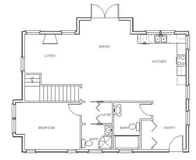 Make Your Own Blueprint How To Draw Floor Plans Floor Plans Home Design Floor Plans Home Design Plans