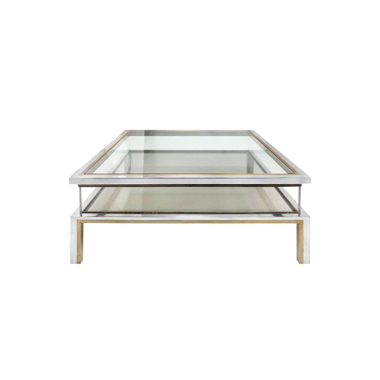 1970s French Glass And Lucite Sliding Top Vitrine Coffee Table By Maison Jansen Coffee Table Lucite Coffee Tables Coffee Table Square [ 1500 x 1500 Pixel ]