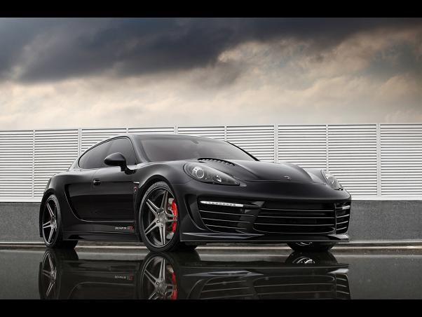 2011 TopCar Porsche Panamera Stingray GTR