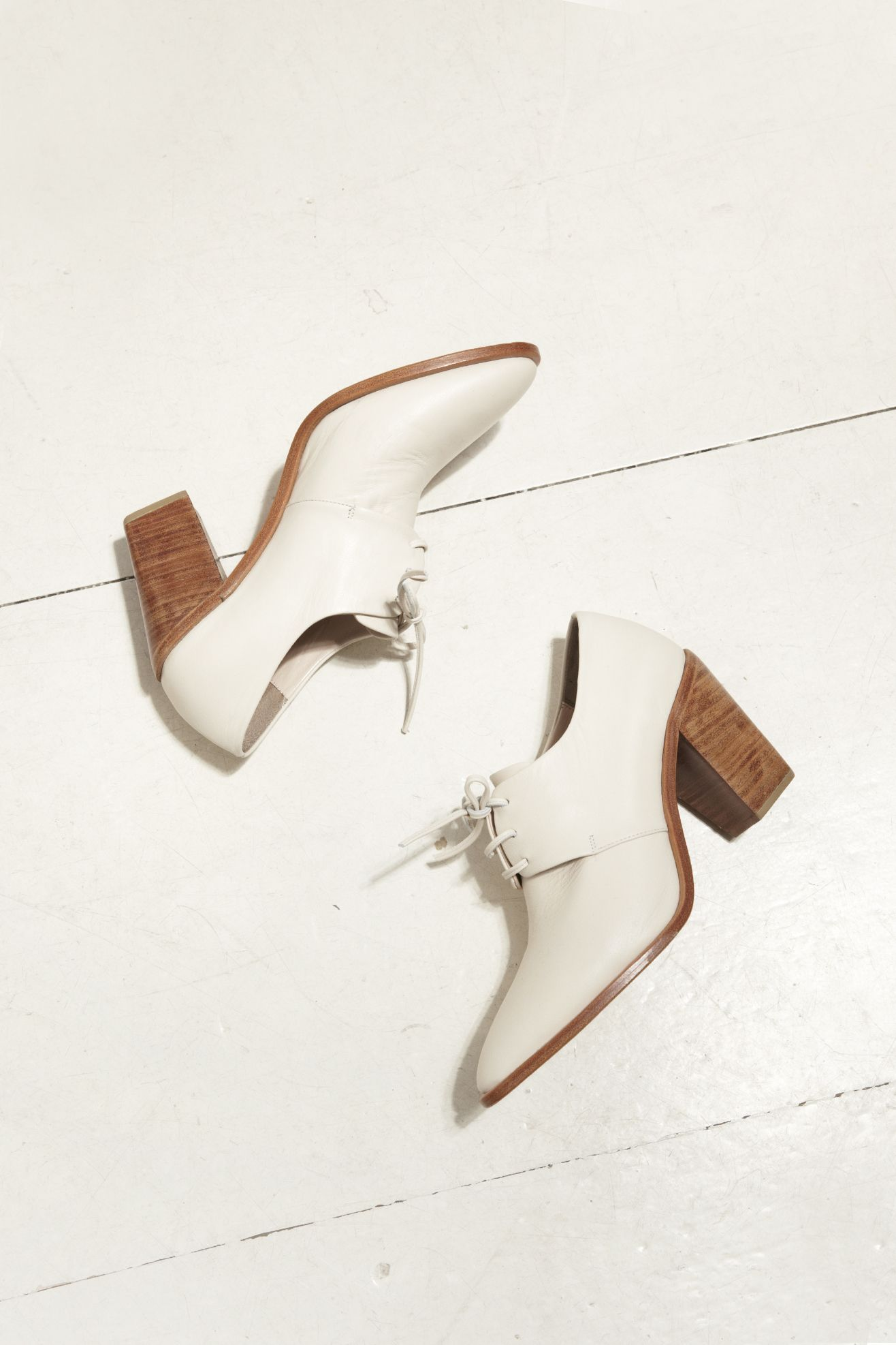 Chaussures Maryam Nassir Zadeh '' - Blanc Flavia jfcdKSvRw