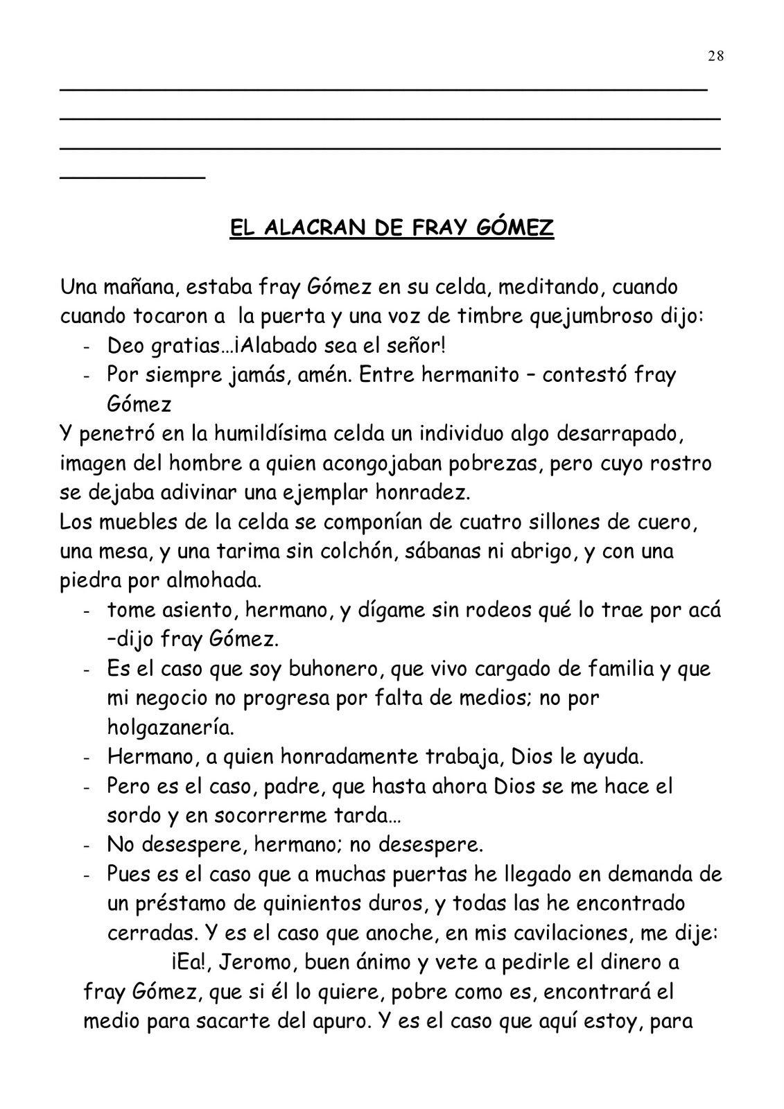 CoSqUiLLiTaS eN La PaNzA BLoGs: LECTURA COMPRENSIVA 5 Y 6 ...