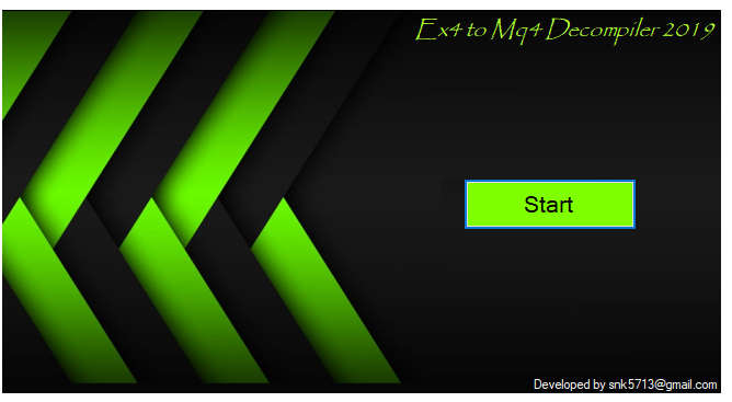 how to decompile ex4 to mq4 freeware