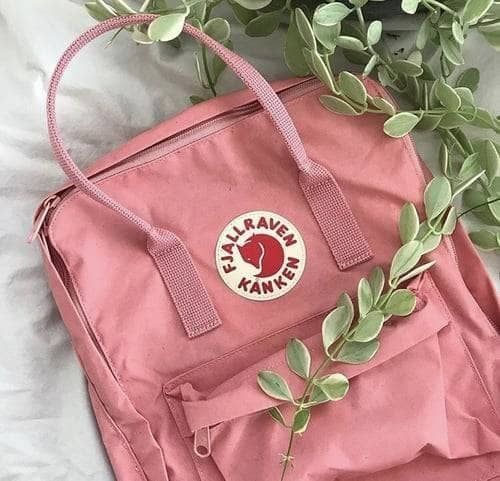 f6110597ee07 Fjallraven Kanken ~ pink~ £35 on depop second hand £50-70 on Amazon £40-50  fake on eBay