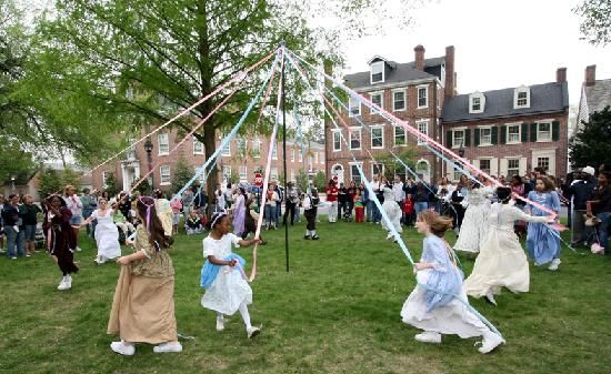 Celebrate the history of the First State at Old Dover Days in Dover, Delaware from May 4 – 6, 2012.