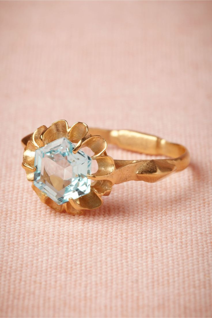 Rings Inspiration : Invocation Ring from BHLDN   Jewelry   Pinterest ...