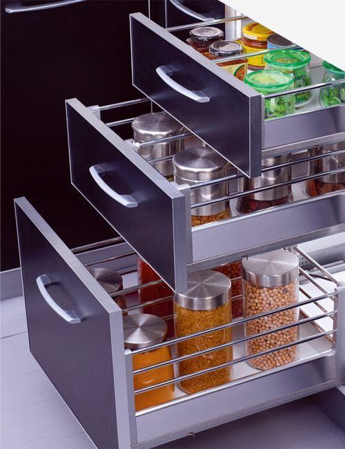Modular Kitchen Basket Ideas In 2020 Kitchen Wardrobe Design Kitchen Modular Modular Kitchen Cabinets