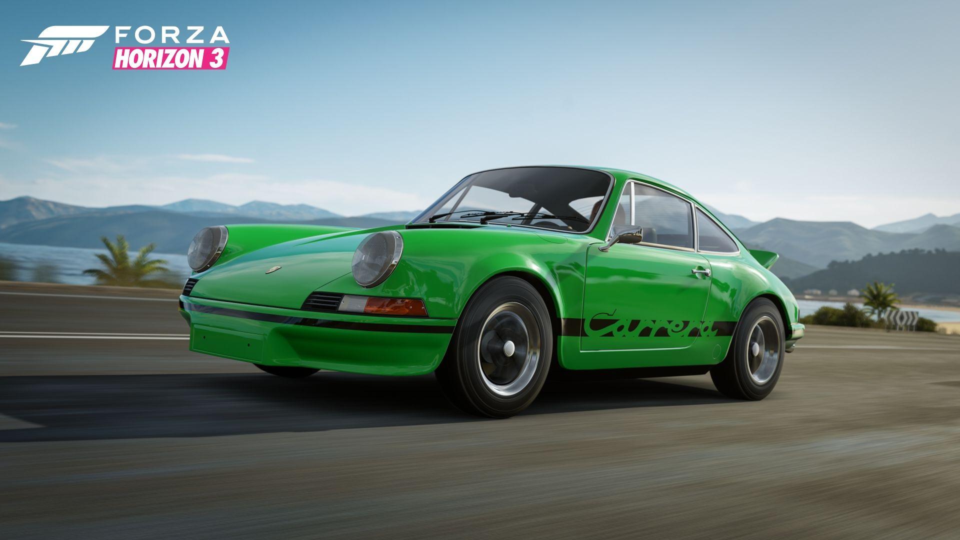 Forza Horizon 3 Porsche Car Pack Forza Horizon 3 Disponible Ici