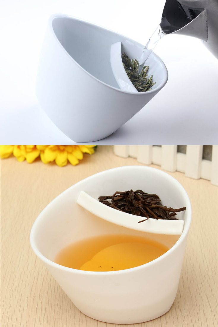 Filter Tea Cup #teamugs